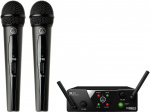 Радиосистема AKG WMS40 MINI2 Vocal Set US25AC