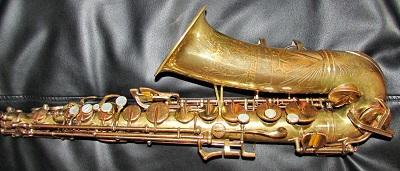 Саксофон-альт Buescher Big B